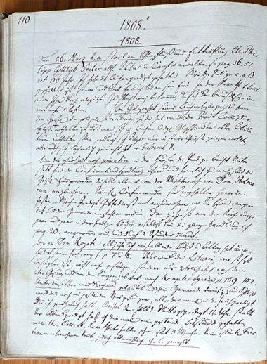 1808 Auschschnitt Evangelische Kirchgengemeinde