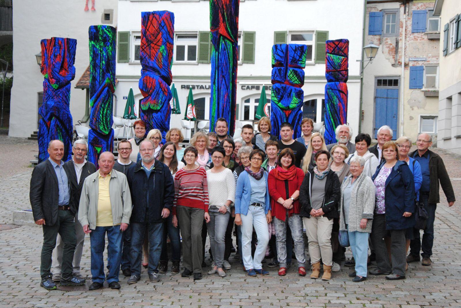 Gruppenfoto Kinderfestausschuss 2016 - Foto Carmen Notz