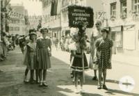 1958 Kinderfestumzug