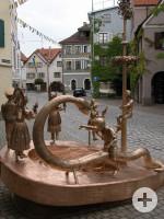 2004 Kinderfestbrunnen