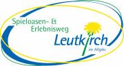 Logo Spieloasen- & Erlebnisweg Leutkirch im Allgäu