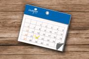 Kalender-Symbol Grafik